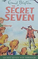 The Secret Seven : Secret Seven win through #7