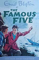 The Famous Five : Five run away together #3