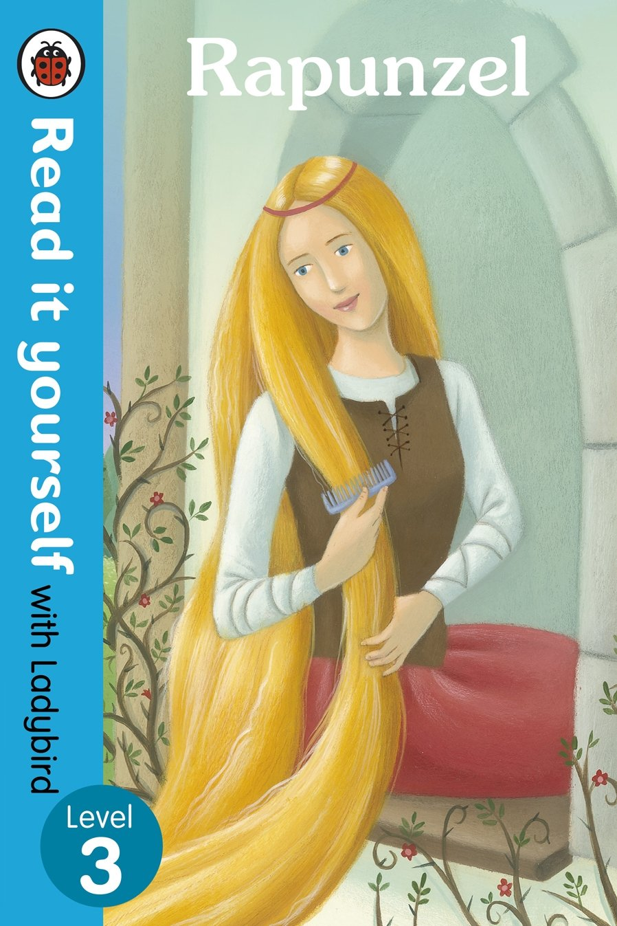 Rapunzel - Read it yourself with Ladybird Level 03
