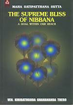 The Supreme Bliss Of Nibbana
