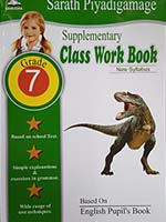Grade 07 Supplementary class book
